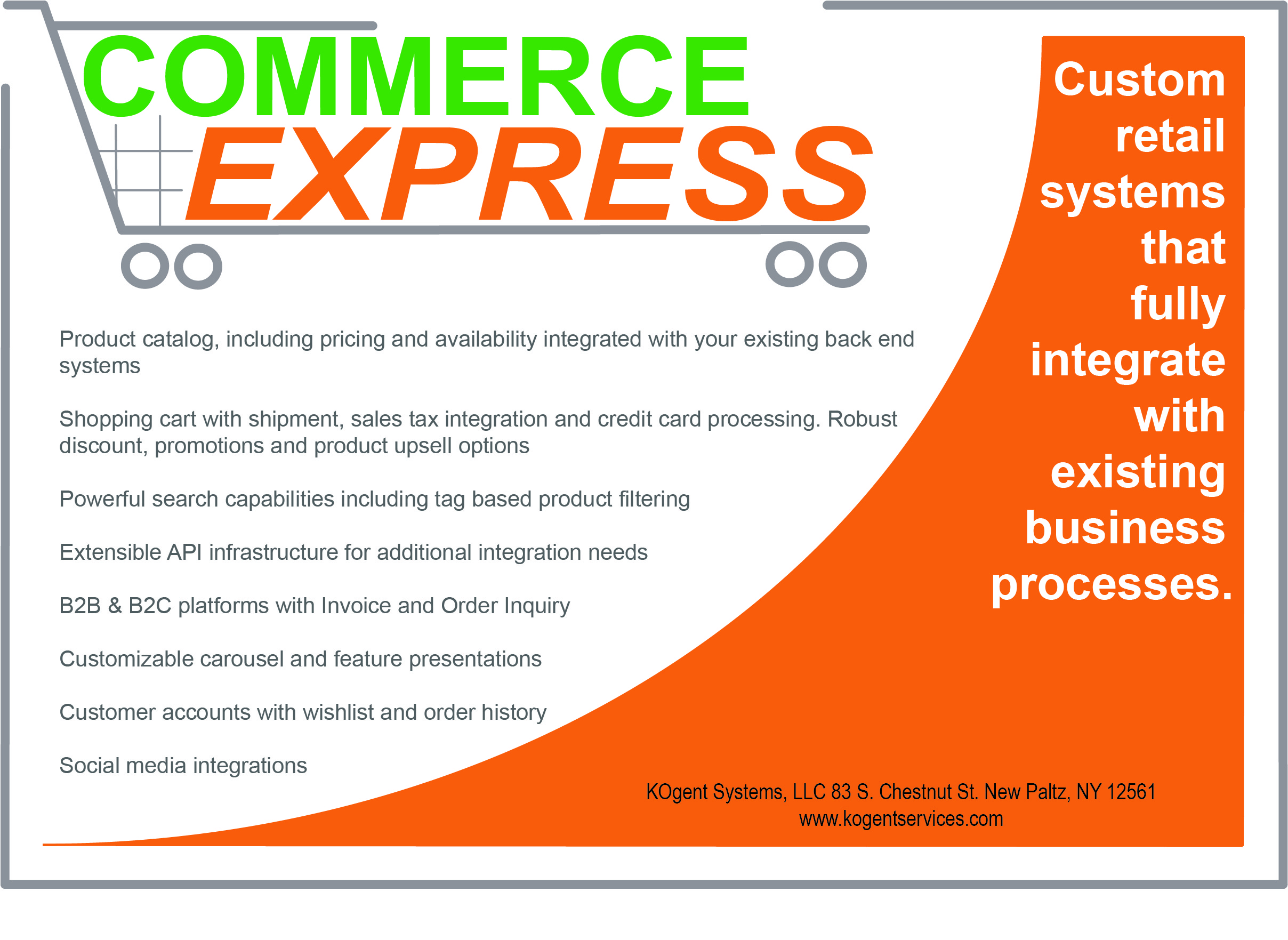 commerce express